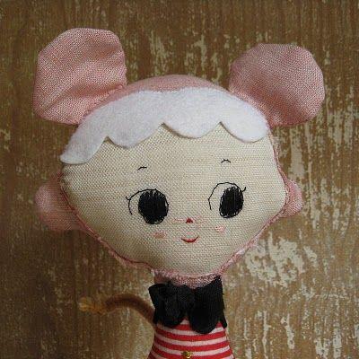 dolis y dolos * one-of-a-kind handcrafted dolls