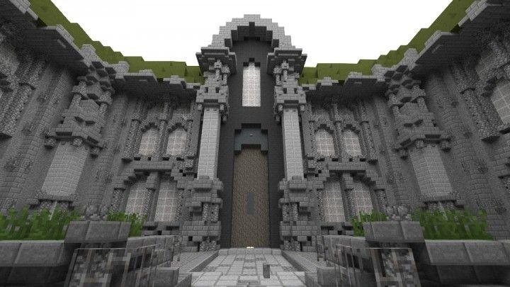 Victorian Server Hub / Lobby Minecraft Project   MINECRAFT