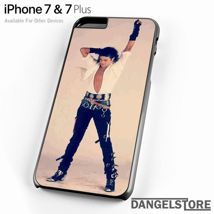 michael jackson iphone 7 plus case