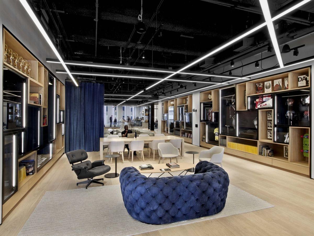 Office Tour 21st Century Fox Headquarters New York City 画像