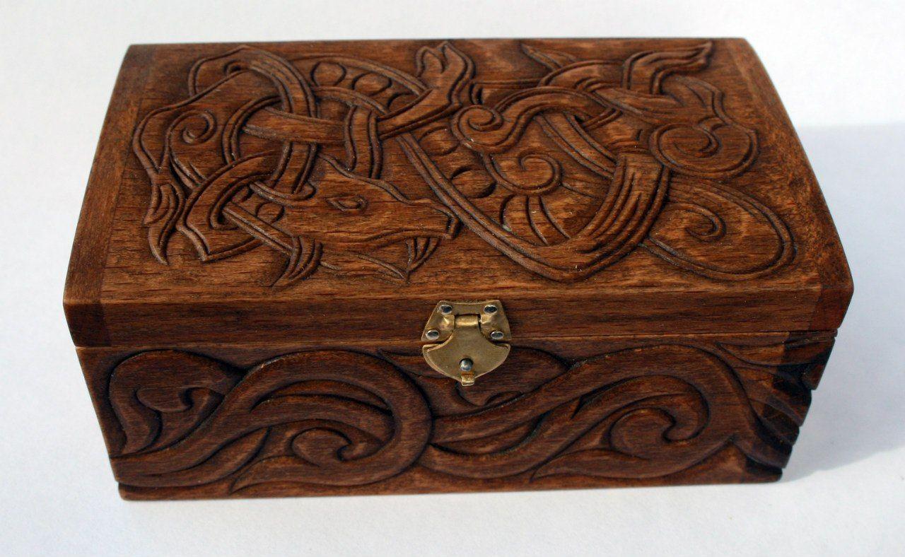 Владимир Марков | варган | decorative boxes, storage chest