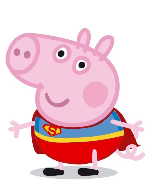 Divertidas Imágenes De Peppa Pig Imágenes Para Peques In