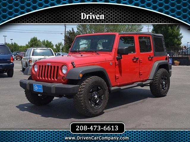 2008 4 Door Jeep Wrangler 51k Miles Brand New Xd Rockstar Rims And Mud Tires 4 Door Jeep Wrangler Jeep Jeep Wrangler