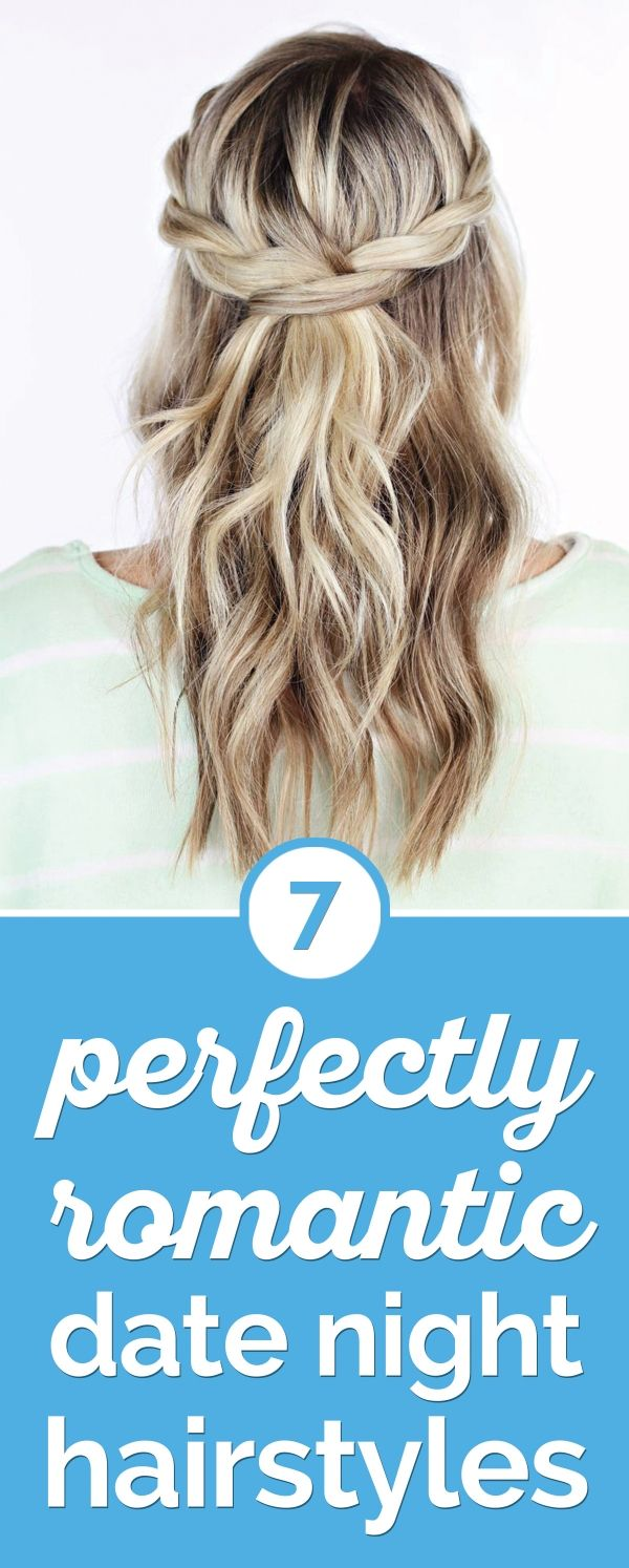 7 Perfectly Romantic Date Night Hairstyles Coupons Com Night Hairstyles Date Night Hair Going Out Hairstyles