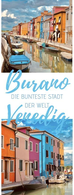 Photo of Venice's Burano & the colorful lagoon city in Italy ⋆ Child & Compass