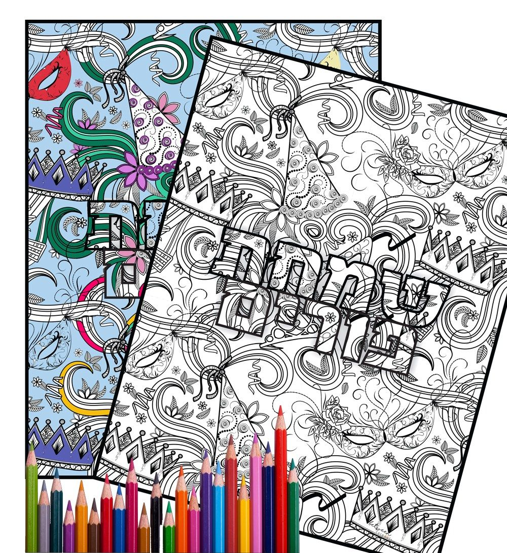 Dowbload and Print free Purim coloring pages for Purim. | Jewish ...