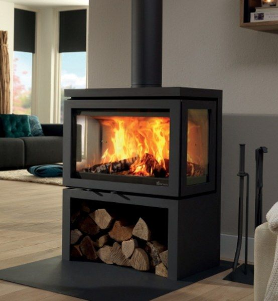 biosphere energie nos poeles bois dik gueurts po le a ben pinterest stove log burner. Black Bedroom Furniture Sets. Home Design Ideas