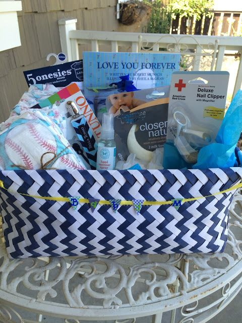 Babies Babe Blog Baby Baskets Great For Gender Reveal