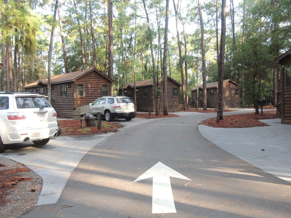 Cabins At Disneyu0027s Fort Wilderness Resort U0026 Campground. These Cabins Can  Accommodate Six People And