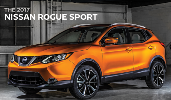 COMING SPRING OF 2017....The Nissan Rogue Sport