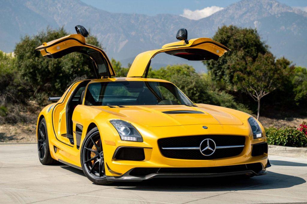 2014 Mercedes-Benz SLS AMG Black Series - CNC Motors - United States