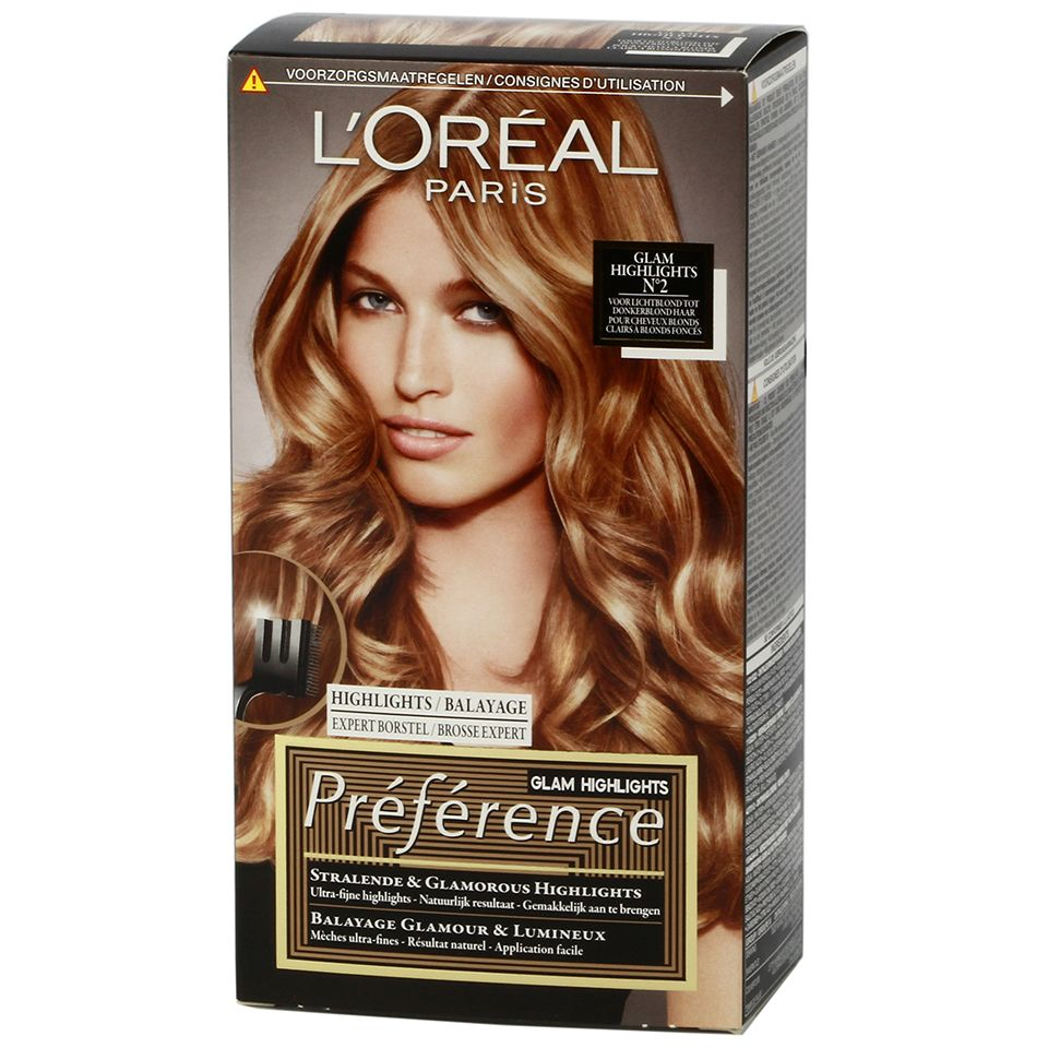 Loreal Preference Glam Highlights 02 Blonde Httpwww