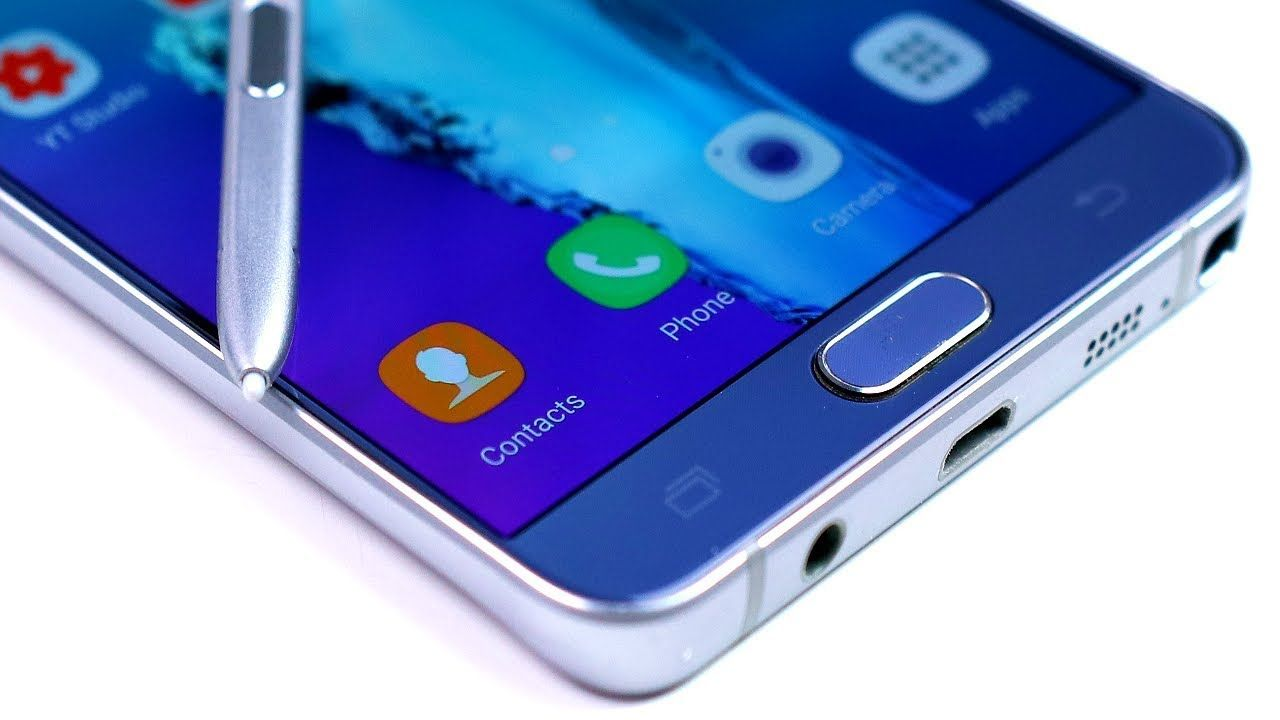 Samsung Galaxy Note 5 3 Years Later Review Samsung