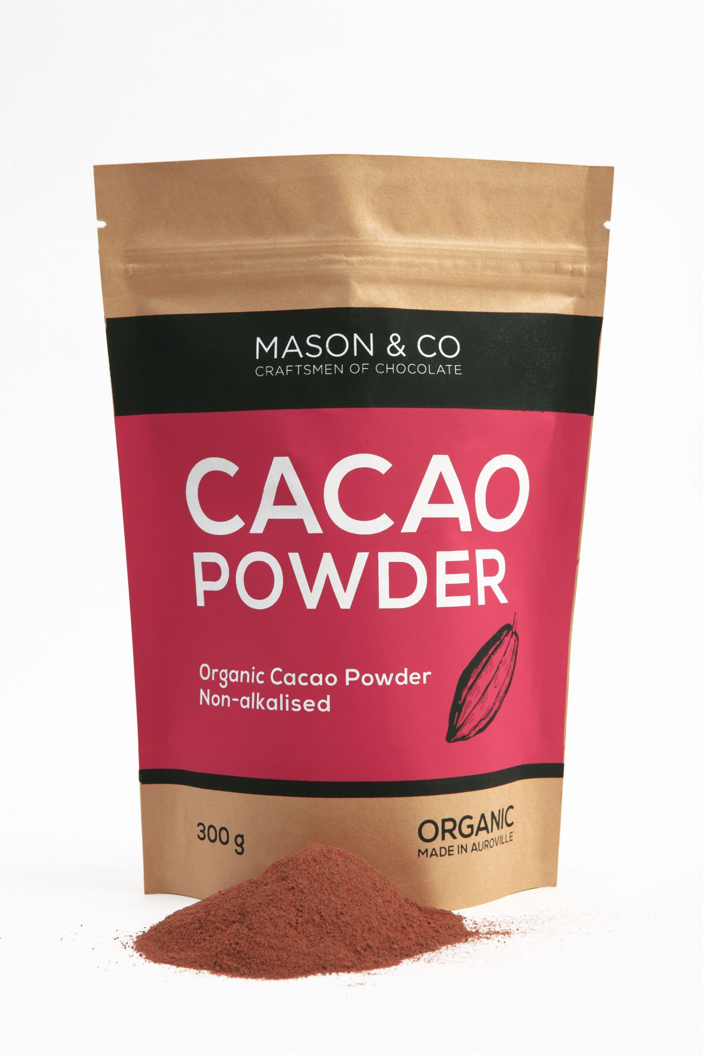 Cacao Range : Mason&Co
