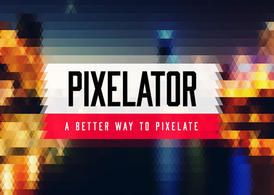Pixelator photoshop actions