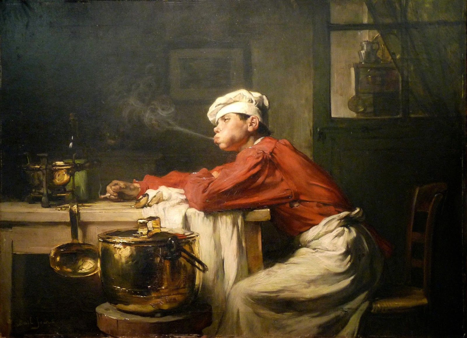 Картинки старого повара