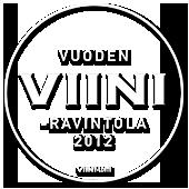 Figaro Restaurant & Winebistro Jyväskylä, Vuoden viini 2012, erinomainen tapas-lautanen 2:lle