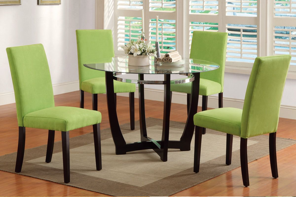 Stunning pop of Color for you Dinning room!!