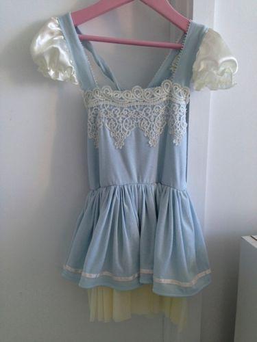 57ae73dfa Dollcake Dress Size 3