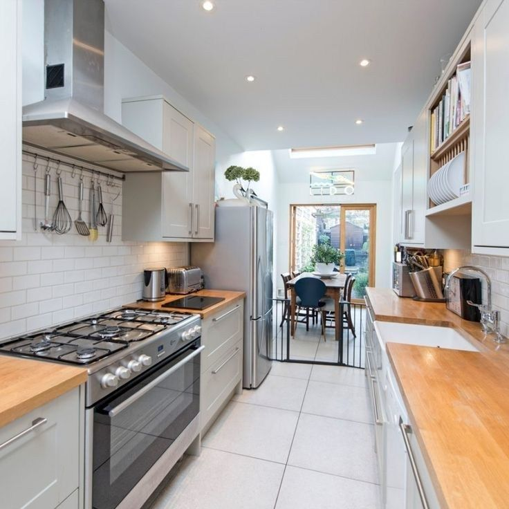 +36 Find Out Who is Worried About Long Narrow Kitchen - homeexalt #longnarrowkitchen