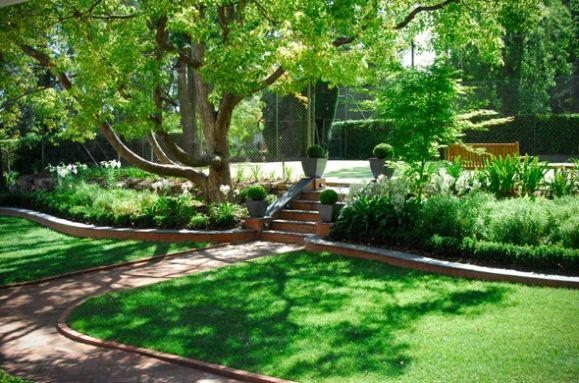 Springfield Garden Design Garden Structures Garden Styles