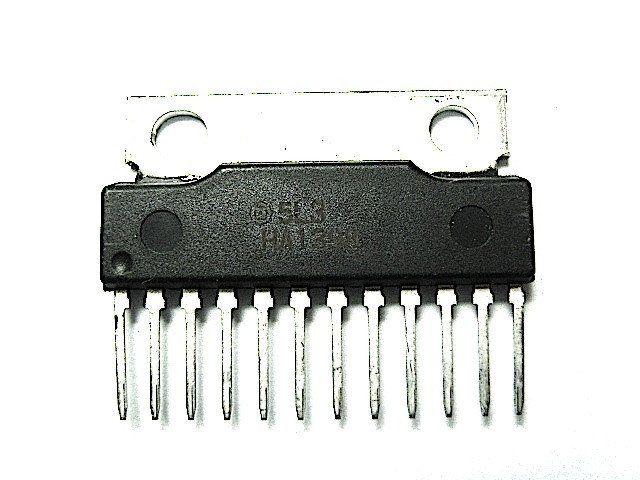 ha1398 audio amp ic audio and products rh pinterest com Class D Audio Amplifier Schematic Audio Power Amplifiers Schematic Diagram
