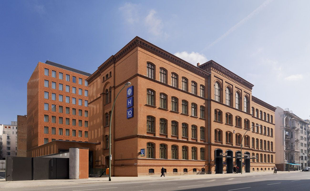 Now Hotel Berlin