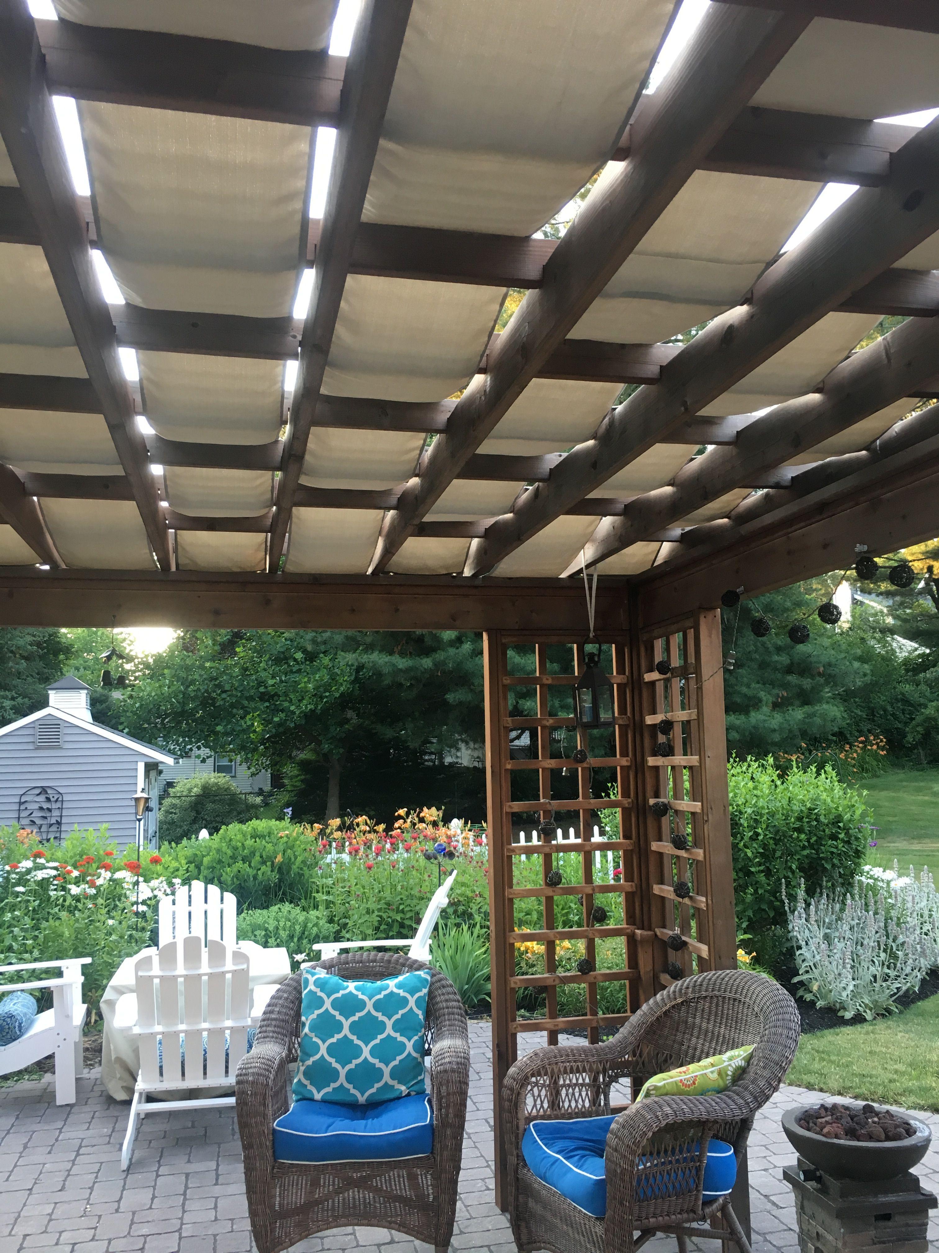 Diy pergola top pergola shade backyard pergola shade