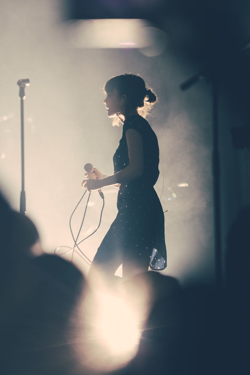 CHVRCHES's Lauren Mayberry