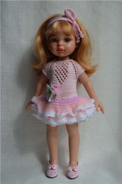 Платья для куклы своими руками схемы фото 725