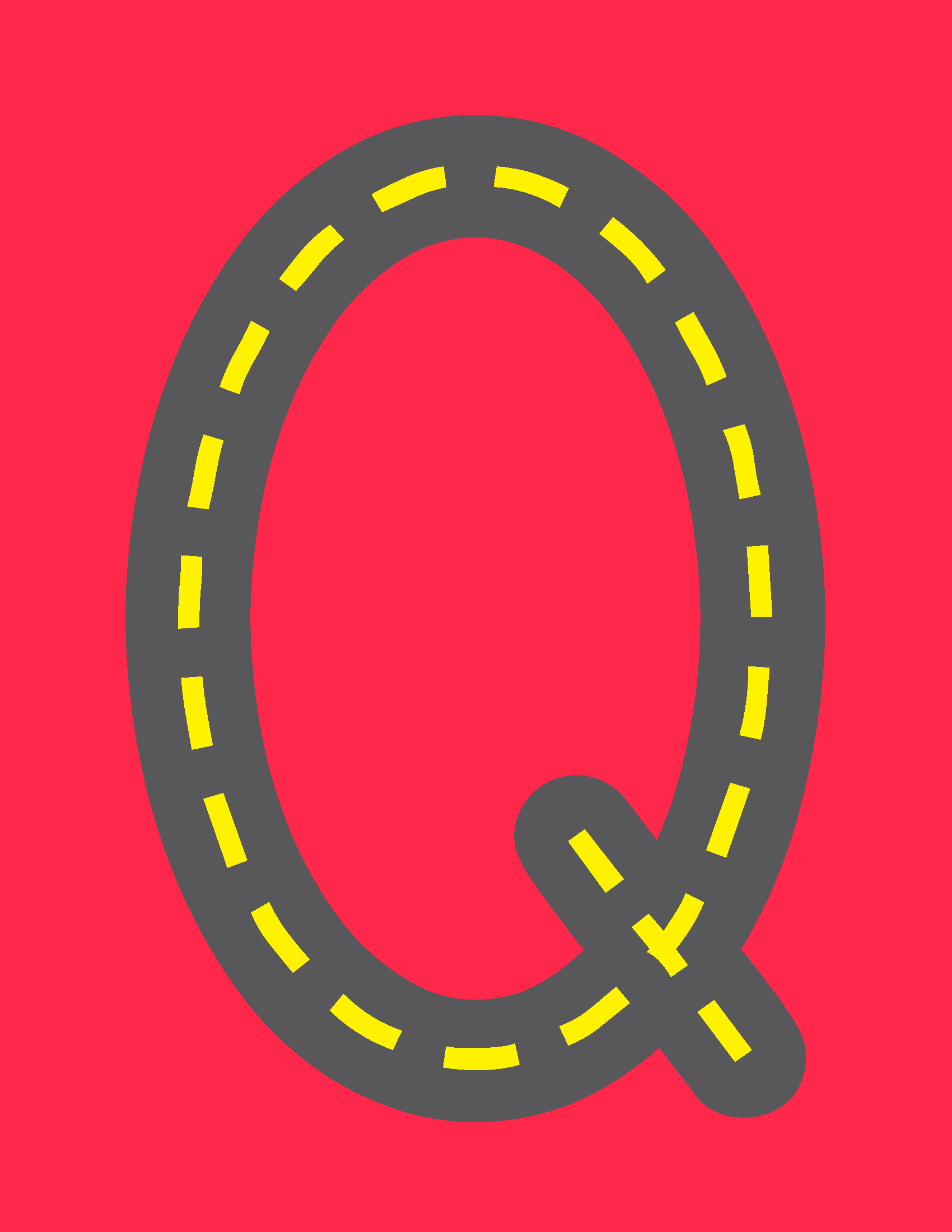 Road Letters With Images