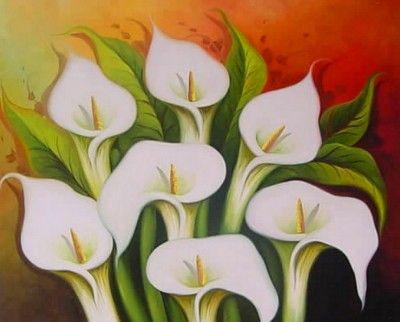 Flores Para Pintar Cuadros En Moldes Flores En Relieve Pinterest