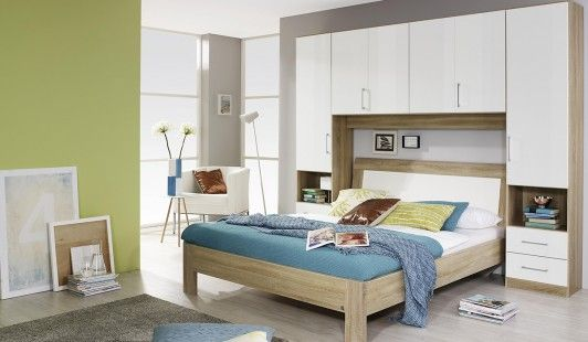 on sale 84cbd 268df Bensons for Beds | Moreno Overbed Unit | Bedroom ideas ...