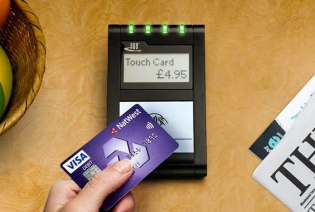 natwest and rbs to issue contactless cards  cards web