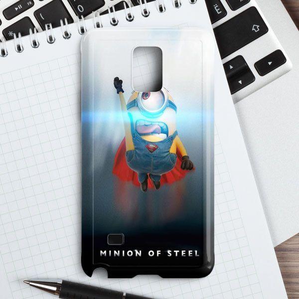 Minion Spider Man Samsung Galaxy Note 5 Case | casefantasy