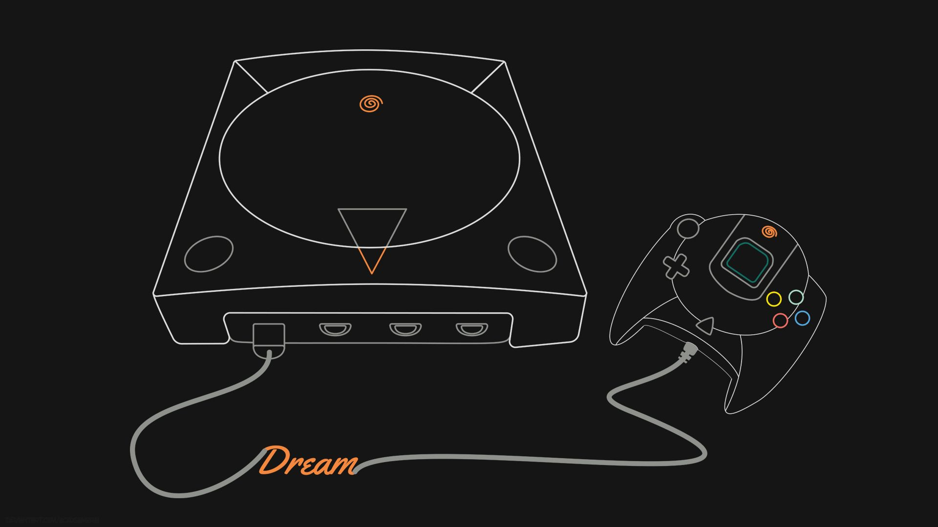 Sega Dreamcast Linework Investment Companies Best Investments Sega Dreamcast