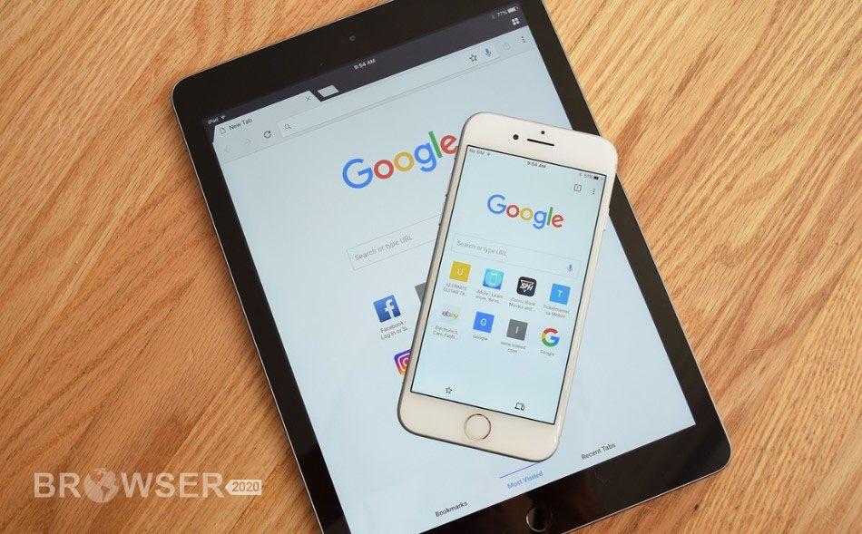 Google Chrome 2020 Free Download for iOS di 2020