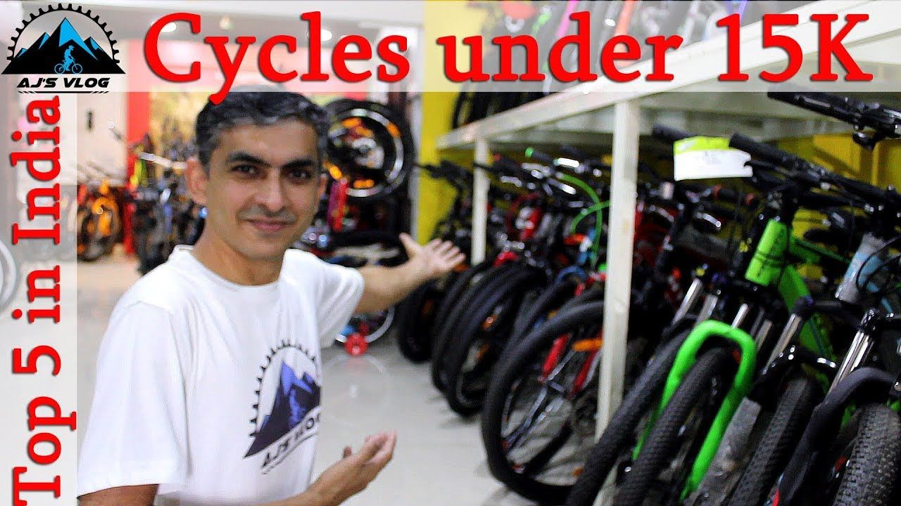 Cycles Under Rs 15000 In India 2019 Ajsvlog Indian Cycling