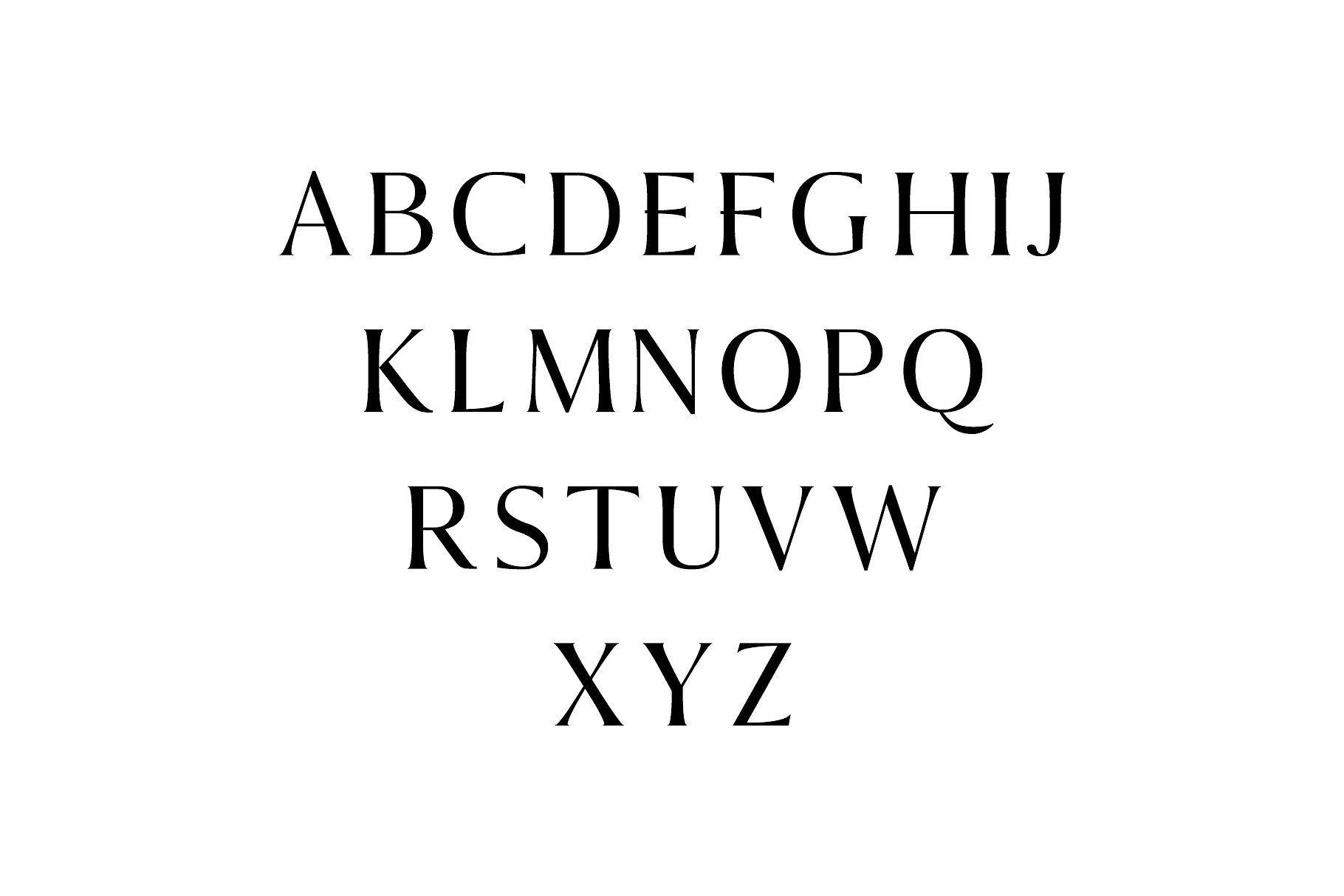 Sondra Serif 6 Fonts Family Pack #caps#scale#set#wide | Anime | Font