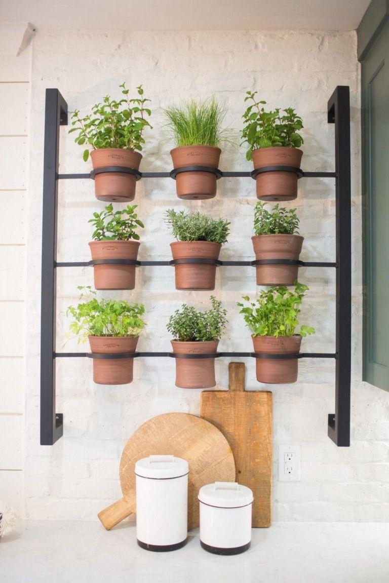 20 smart indoor hanging herb garden ideas herb garden on indoor herb garden diy wall kitchens id=32274