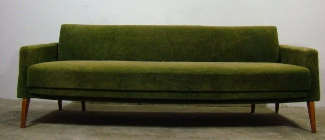 Daybed Sofa Couch MID CENTURY klappbar