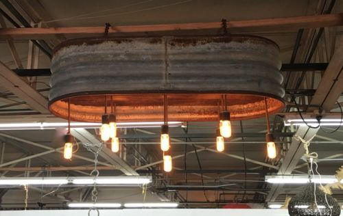 fabulous repurposed industrial chandelier lights dealer 7448 many