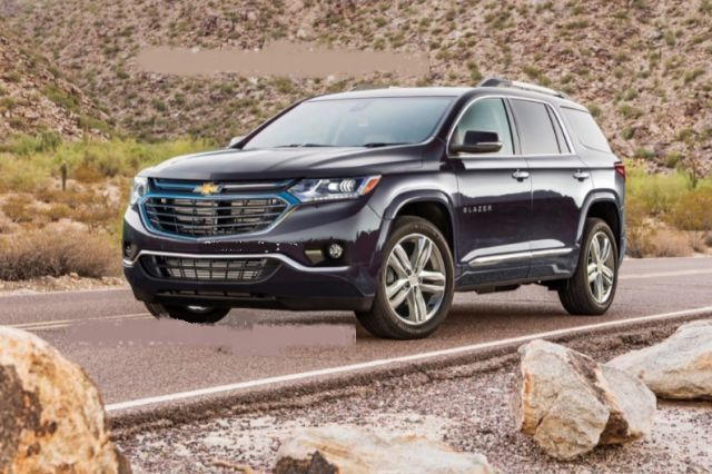 2019 Chevy Blazer Release Date Price Car Announcements 2018 2019