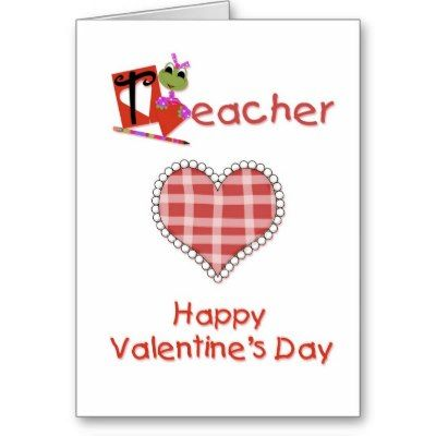 image relating to Printable Valentine Card for Teacher identify Printable Valentines for Instructors valentines card for