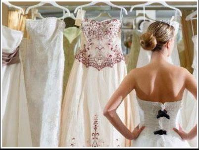 Кто по традиции покупает платье невесте