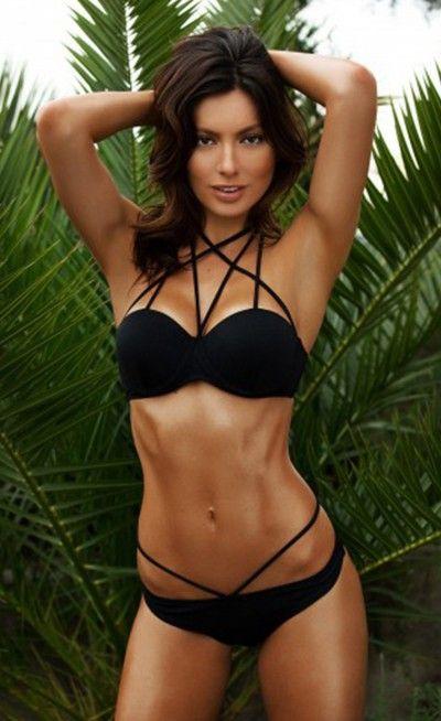 Sexy Summer Women Cleavage Bikini