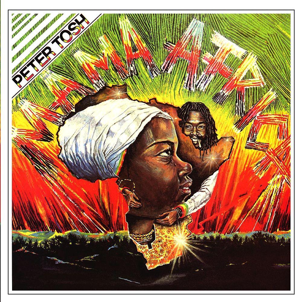 Mama Africa Peter Tosh Jpeg 1000 1000 Peter Tosh Reggae Music Reggae