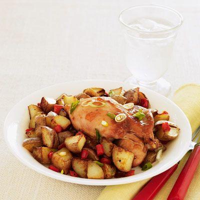 Low fat dinner recipies