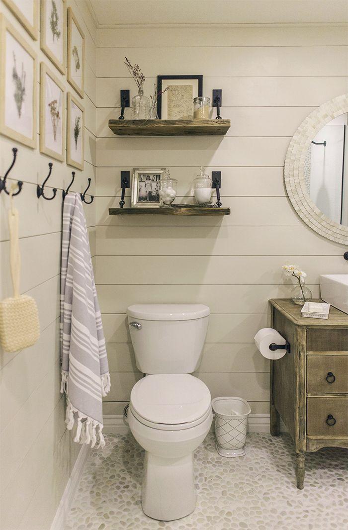 The Master Bath Spa Reveal Ikea bar cart, Ikea bar and Master