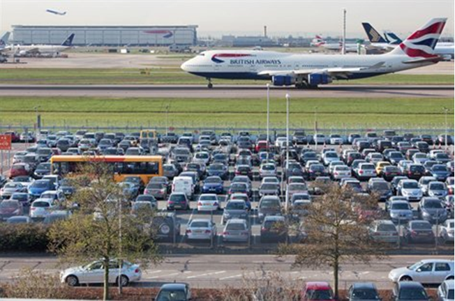 Book Your Parking Space At Bdl Park Garage Time Airport Parking